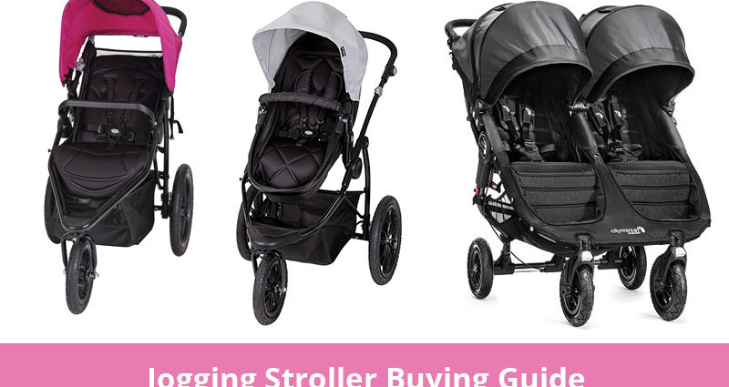 Jogging Stroller Buying Guide