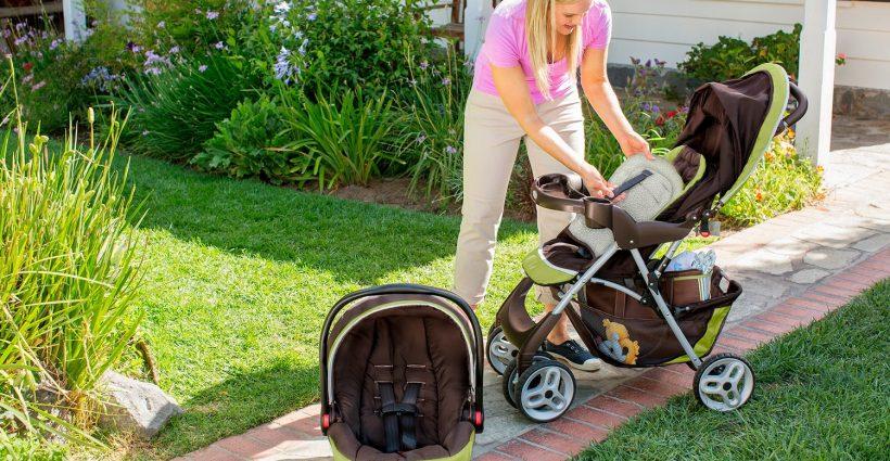 Baby Travel System Stroller
