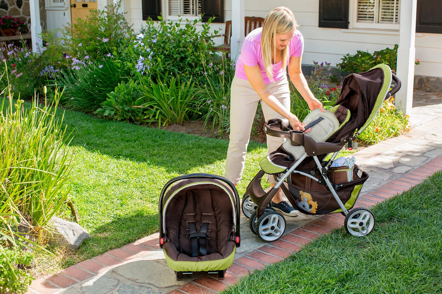Best Travel Systems Of 2017 Stroller Car Seat Combos