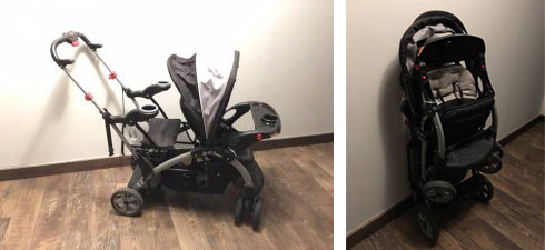 Baby Trend Sit & Stand