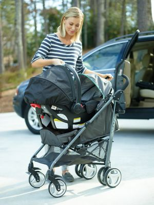 infant car seat stroller combo