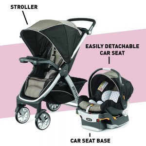 best travel systems of 2017 stroller car seat combos. Black Bedroom Furniture Sets. Home Design Ideas