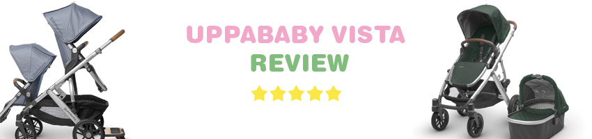 MommasBaby Uppababy Vista Review