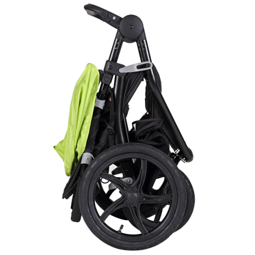 folding jogging stroller