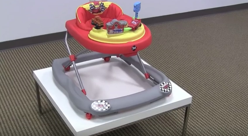 Types of Baby Walkers