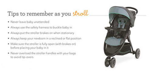Stroller Tips